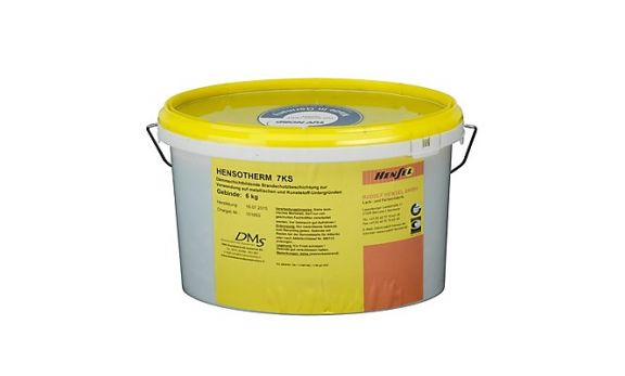 Hensotherm 7 KS Coating System